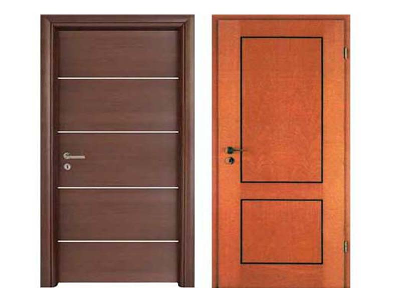 Non Fire Rated Wooden Doors
